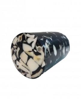 Soppressata di seppia nel suo nero - 1 kg - scadenza 60gg - Salumi di Mare