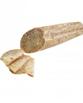 Salame di Baccalà stagionato oltre 5 mesi - 400g - scadenza 90gg - Salumi di Mare