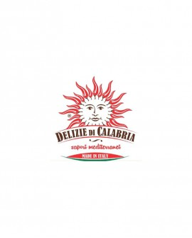 Peperoncini ripieni con Formaggio vaccino e Bergamotto in olio d'oliva - 220 g - Delizie di Calabria
