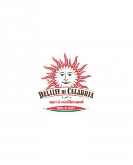 Olive Schiacciate con nocciolo - 280 g - Delizie di Calabria