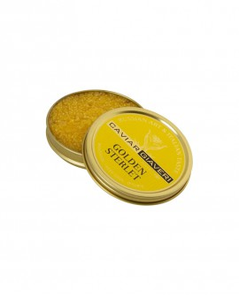 Caviale Golden Sterlet Limited Edition - 50g - Caviar Giaveri