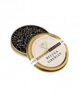 Caviale Beluga Siberian - 100g - Caviar Giaveri