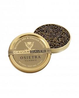 Caviale Osietra Classic - 200g - Caviar Giaveri