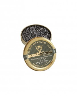 Caviale Chef Deluxe-Haute cuisine selection - 15g - Caviar Giaveri