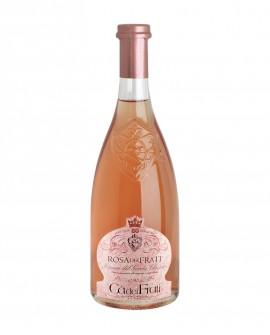 Rosa dei Frati Riviera del Garda classico Doc - vino rosè - bottiglia 0,75 Lt - Cantina Ca' dei Frati