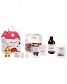 Busiate siciliane con salsa di pomodoro ciliegino - chef Fabio Potenzano - 2 porzioni - My Cooking Box