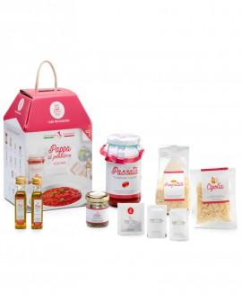 Pappa al Pomodoro toscana - chef Italo Bassi - 2 porzioni - My Cooking Box
