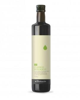 Olio Extravergine d'Oliva Classico Biologico 100% italiano - 750ml - Olio il Bottaccio