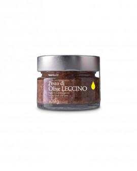 Pesto di Olive Nere Leccino - 100g - Olio il Bottaccio
