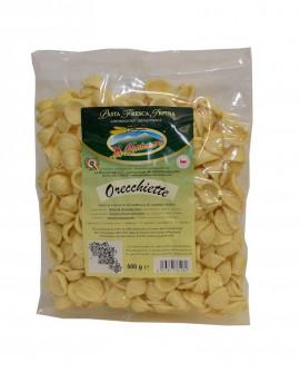 Orecchiette La Montanara - pasta fresca trafilatura laminata