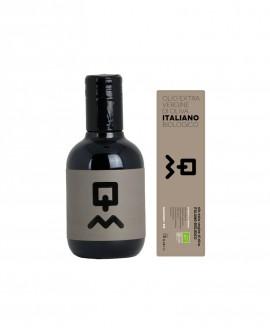 Olio Extravergine d'Oliva Classico Biologico 100% italiano - 250ml - Olio Querciamatta