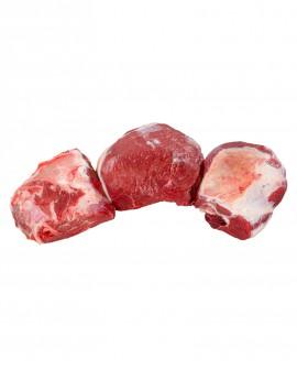 Coscio 3 tagli femmina di Carne Chianina - n.1 pezzo 15 Kg sottovuoto - Carne Certificata - Macelleria Co.Pro.Car. San Nicolo