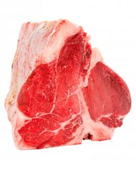 Tronchetto di Fiorentina senza testa di filetto di Carne Chianina - n.1 pezzo 15Kg sottovuoto - Carne Certificata - Macelleria C
