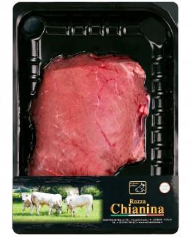 Tagliata di Carne Chianina - n.1 pezzo 400g skin - Carne Certificata - Macelleria Co.Pro.Car. San Nicolo