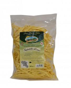 Tagliatelle La Montanara - pasta fresca all'uovo