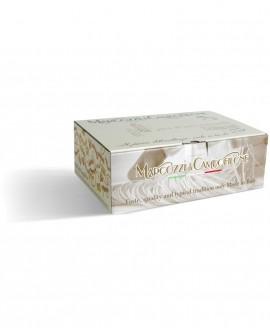 Fettuccine alla salvia - pasta lunga all'uovo - cartone da 2Kg - Pastificio Marcozzi