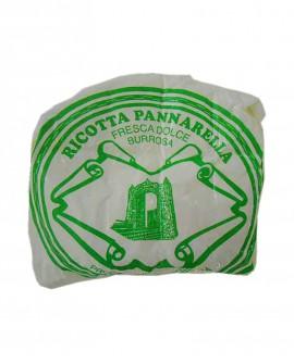 RICOTTA PANNARELLA VACCINO /PANNA ( Adatta per dolci) 1 kg Casearia Agricol Sud