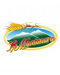 Paccheri al vino La Montanara - pasta fresca trafilatura in bronzo