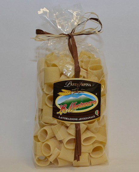 Calamarata La Montanara - pasta secca trafilatura in bronzo