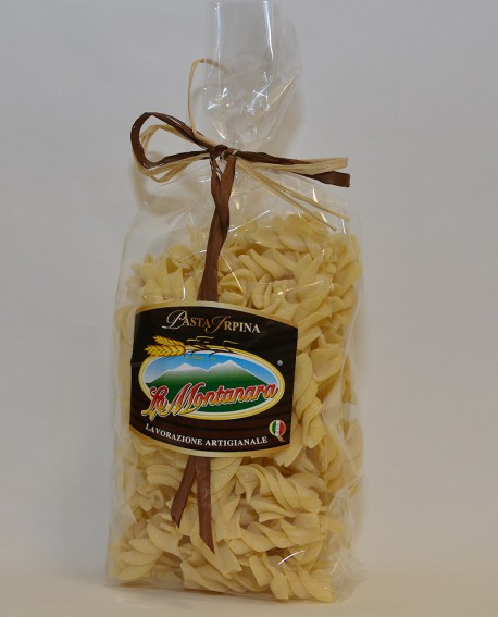 Fusilloni La Montanara - pasta secca trafilataura in bronzo