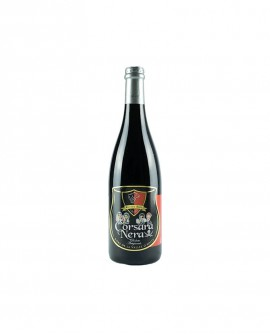 Birra Scura in stile Robust Porter Corsara Nera 33 cl - Birrificio Aosta