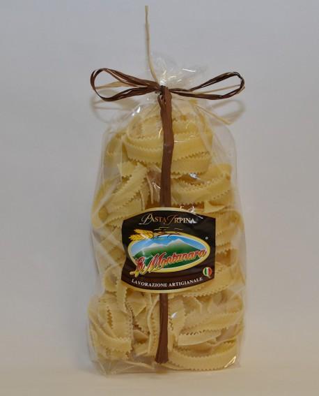 Pappardelle ricce La Montanara - pasta secca trafilataura in bronzo