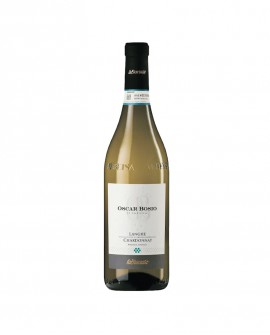Langhe Chardonnay DOC - vino bianco l. 0,75 - Oscar Bosio La Bruciata