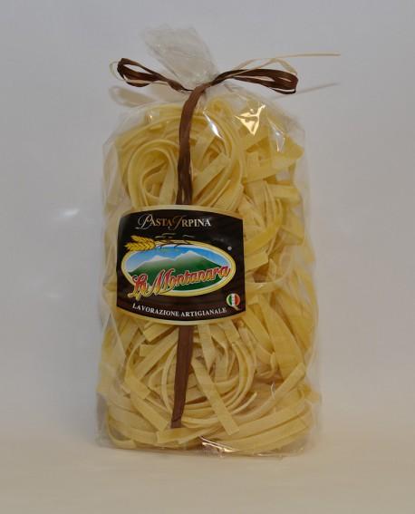 Tagliatelle La Montanara - pasta secca trafilataura in bronzo