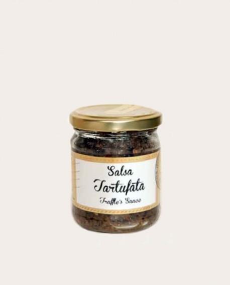 Salsa tartufata 1% tartufo 50g Gemignani Tartufi