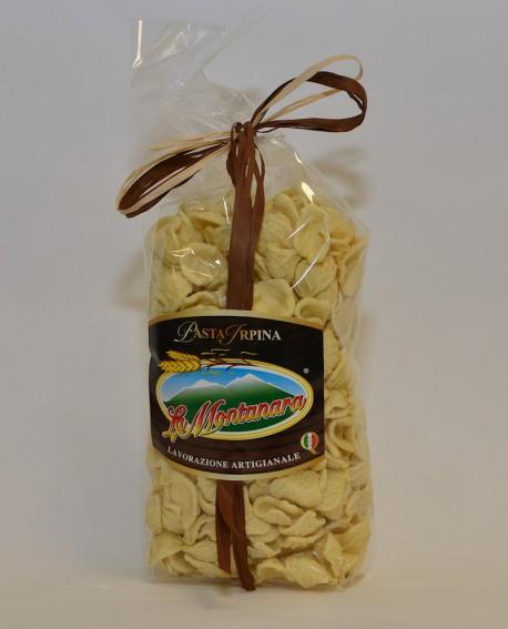 Orecchiette La Montanara - pasta secca trafilataura laminata