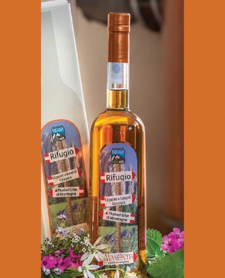 Grappa Rifugio 700 ml Maxentia