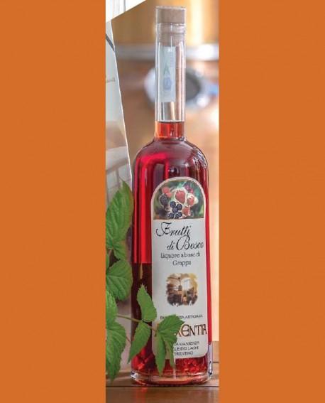 Liquore alla frutta Frutti di bosco 700 ml - Maxentia