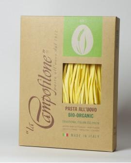 Fettuccine BIO all'uovo 250g - La Campofilone