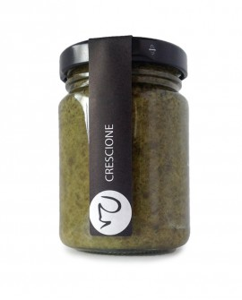 Crescione condimento 106 gr erbe di montagna - Primitivizia