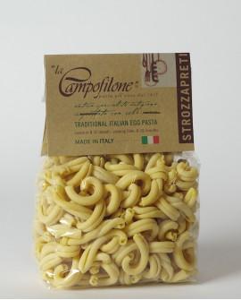 Strozzapreti all'uovo 250g - La Campofilone