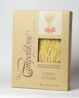 Maccheroncini Integrali all'uovo 250g - La Campofilone