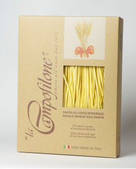 Linguine Integrali all'uovo 250g - La Campofilone