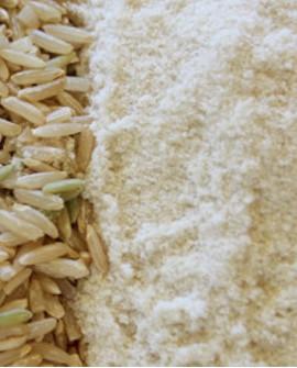 Farina di riso - Linea Specialità - 500g - Molino Pellegrini
