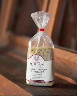 Farina taragna istantanea - Linea Specialità - 500g - Molino Pellegrini