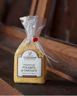Polenta istantanea al tartufo - Linea Specialità - 350g - Molino Pellegrini