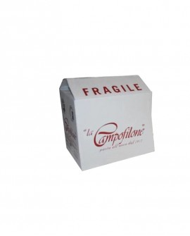 Linguine all'uovo box 2 kg - La Campofilone