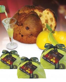 Panciuc limone imbibito con liquore al limone 750 g - Pasticceria Aliverti