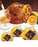 Panciuc arancia imbibito con Grand Marnier 750 g - Pasticceria Aliverti
