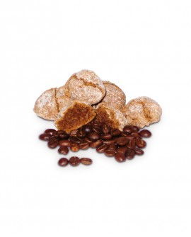 Amaretto del San Carlon al caffè 150g - Pasticceria Aliverti