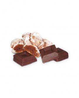 Amaretto del San Carlon al cioccolato 150g - Pasticceria Aliverti