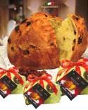 Panettone classico 1 kg - Pasticceria Aliverti