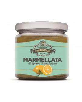 Marmellata di Limoni Interdonato 100g - Fagruminda