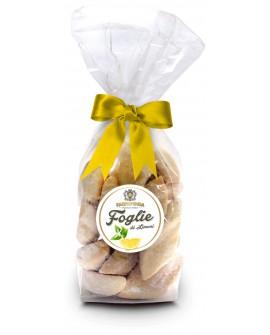 Biscotti Foglie di Limoni 200g - Fagruminda