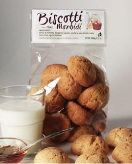 Biscotti morbidi artigianali 300 g - Pasticceria Stefano Campoli