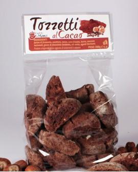 Tozzetti al cacao artigianali 250 g - Pasticceria Stefano Campoli
